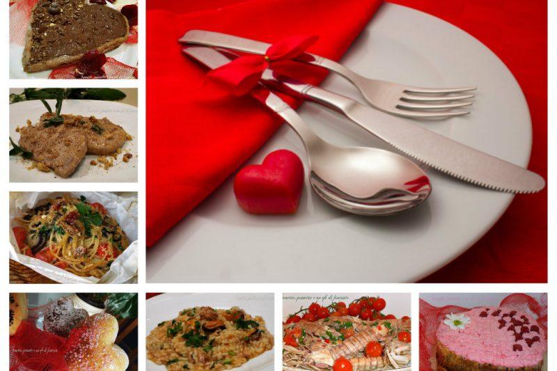 Piccola raccolta di ricette per San Valentino