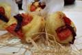 Muffin-focaccia pugliesi