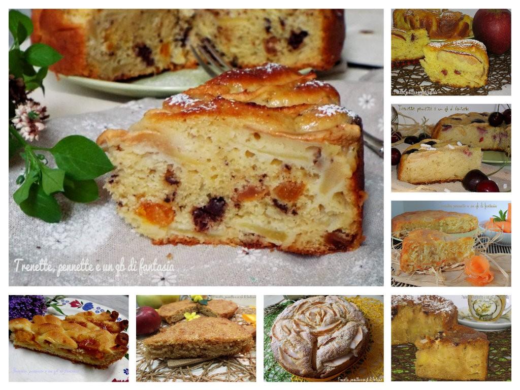 Raccolta torta di mele