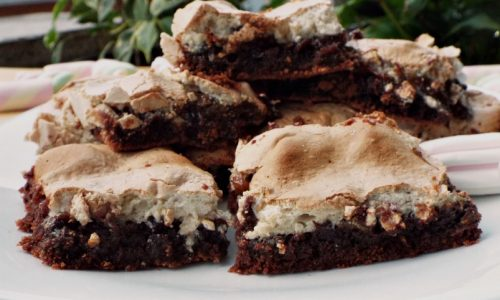 Sugary Brownie...con sorpresa