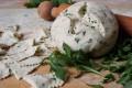 Stracci di pasta fresca con rucola senza uova