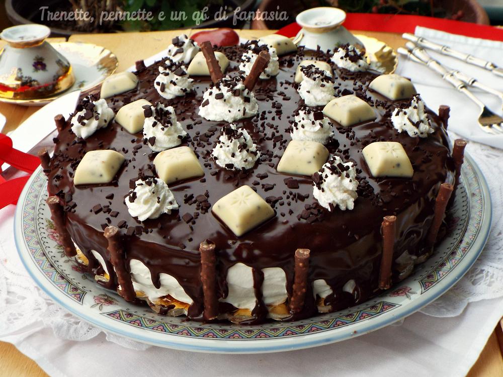 Ricette semplici torte al cioccolato