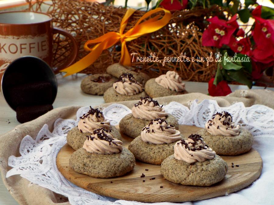 Biscotti con fondi di caffè golosi