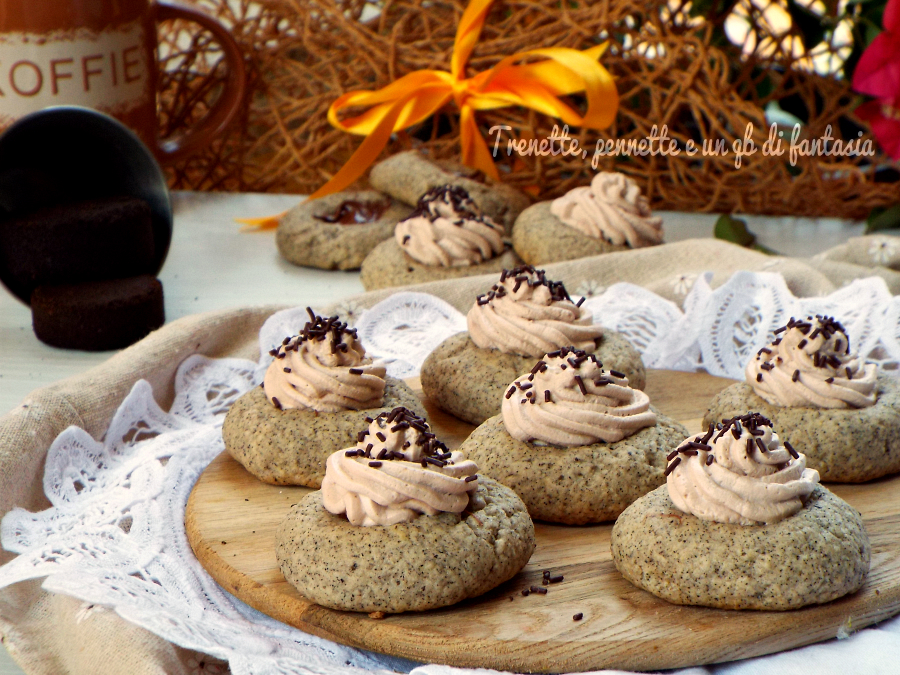 Biscotti golosi con fondi di caffè riceta