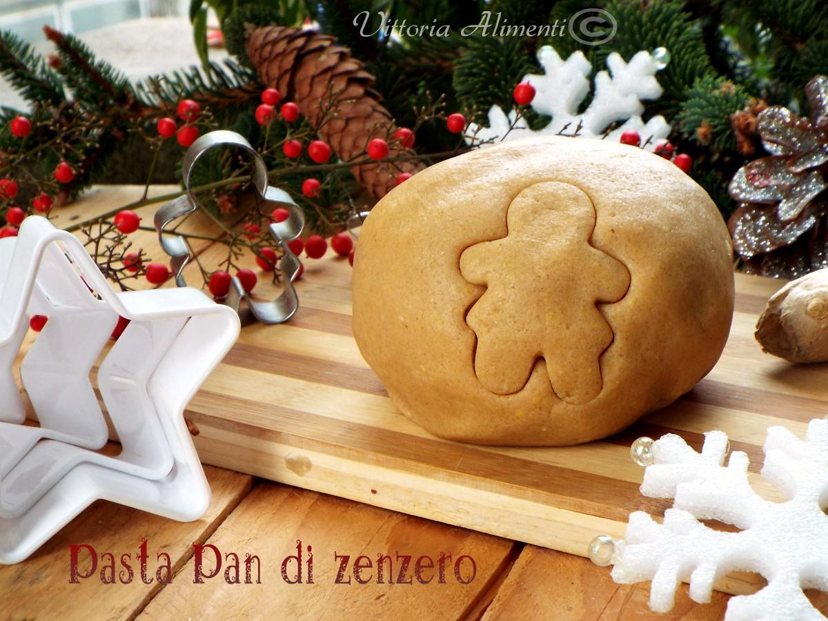 Pasta Pan di zenzero