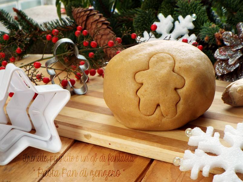 Pasta Pan di zenzero ricetta dolce