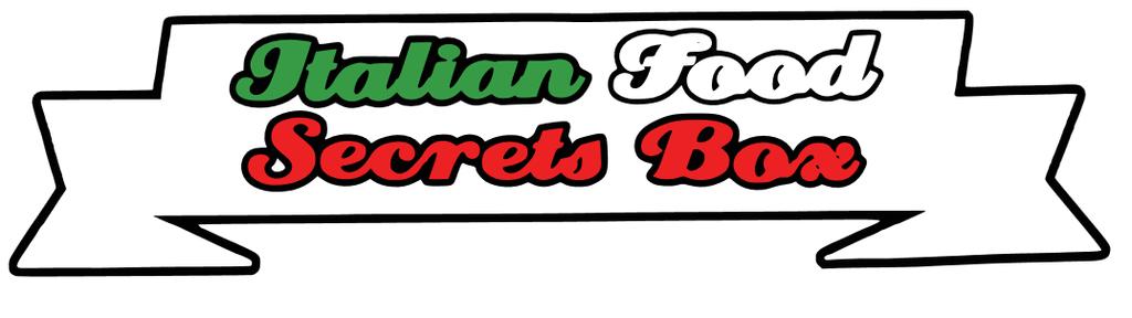Italian Food Secrets