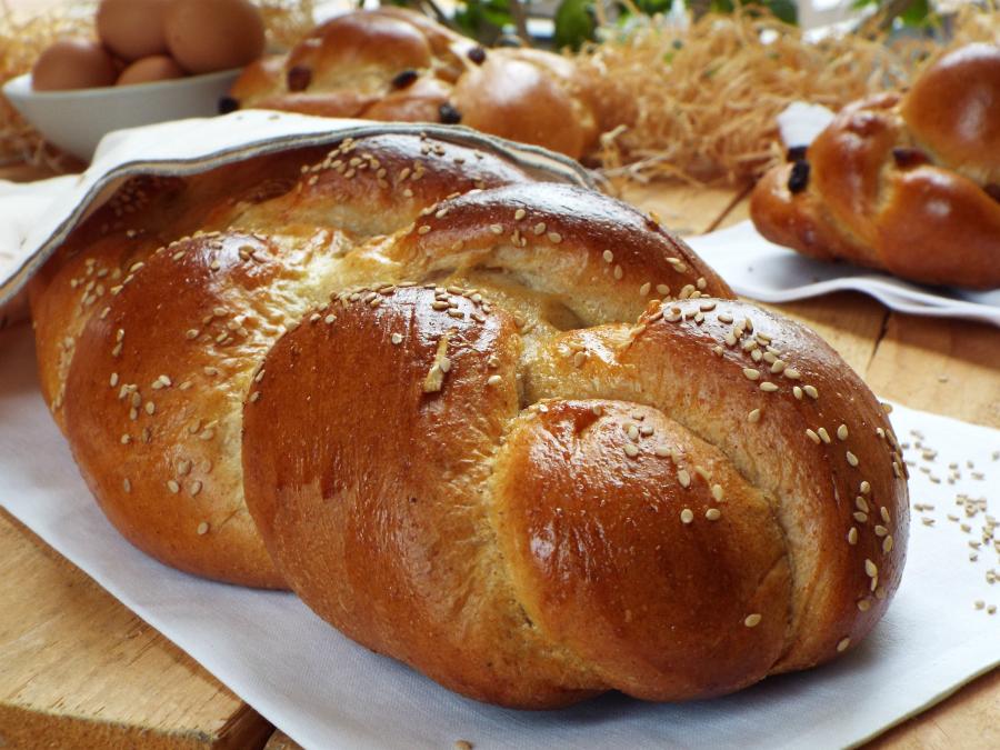 Challah – pane del sabato
