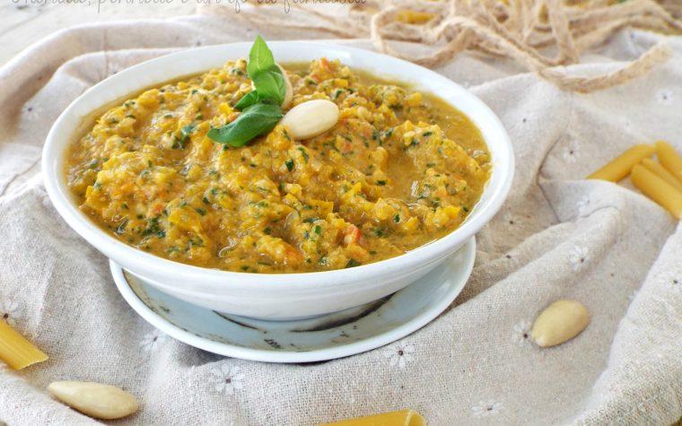 Pesto di peperone giallo