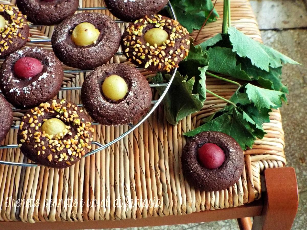 Biscotti morbidi cacao