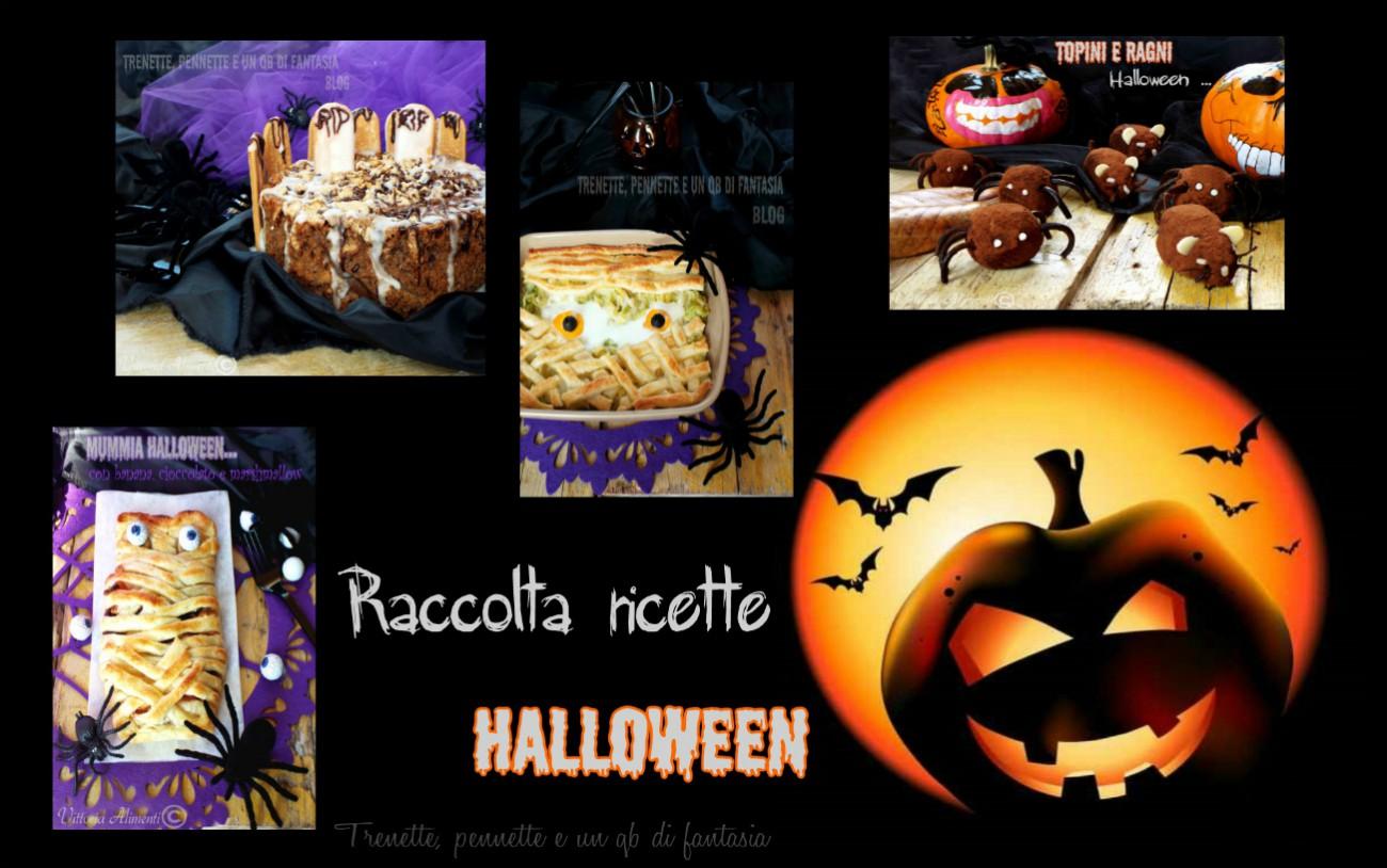 Addobbi Tavola Per Halloween raccolta ricette halloween