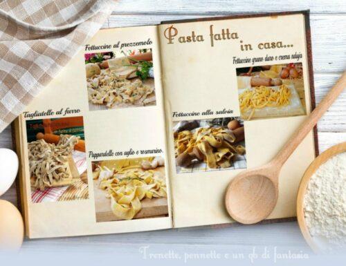 Raccolta Pasta fatta in casa
