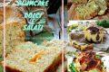 Raccolta plumcake dolci e salati