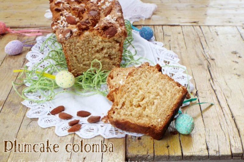 Plumcake colomba