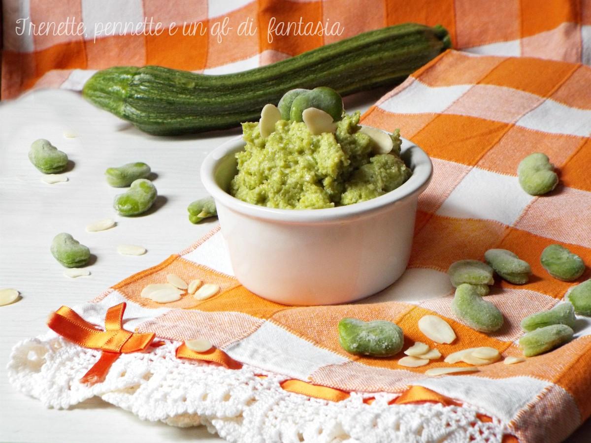 Pesto di fave