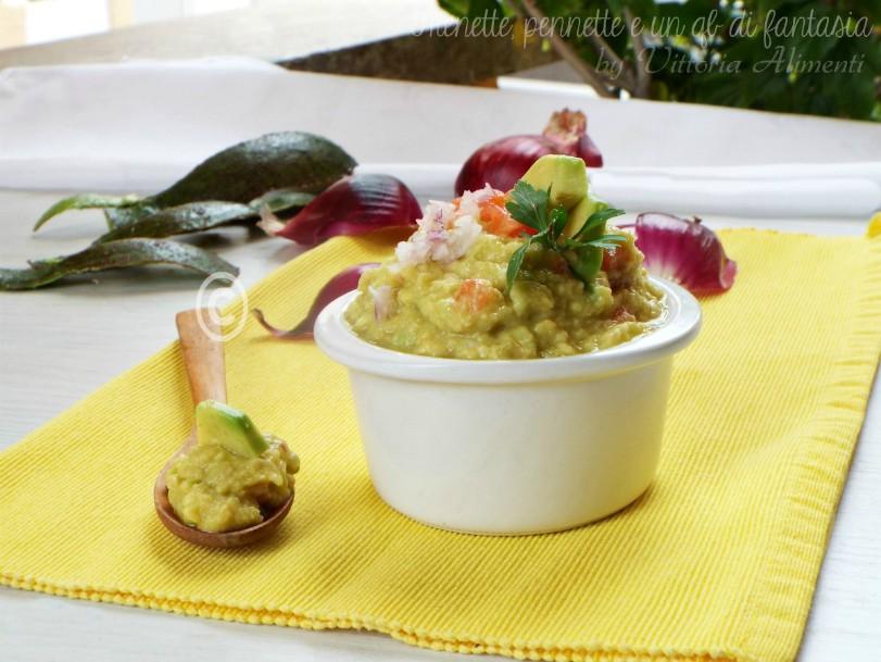 Guacamole ricetta veloce