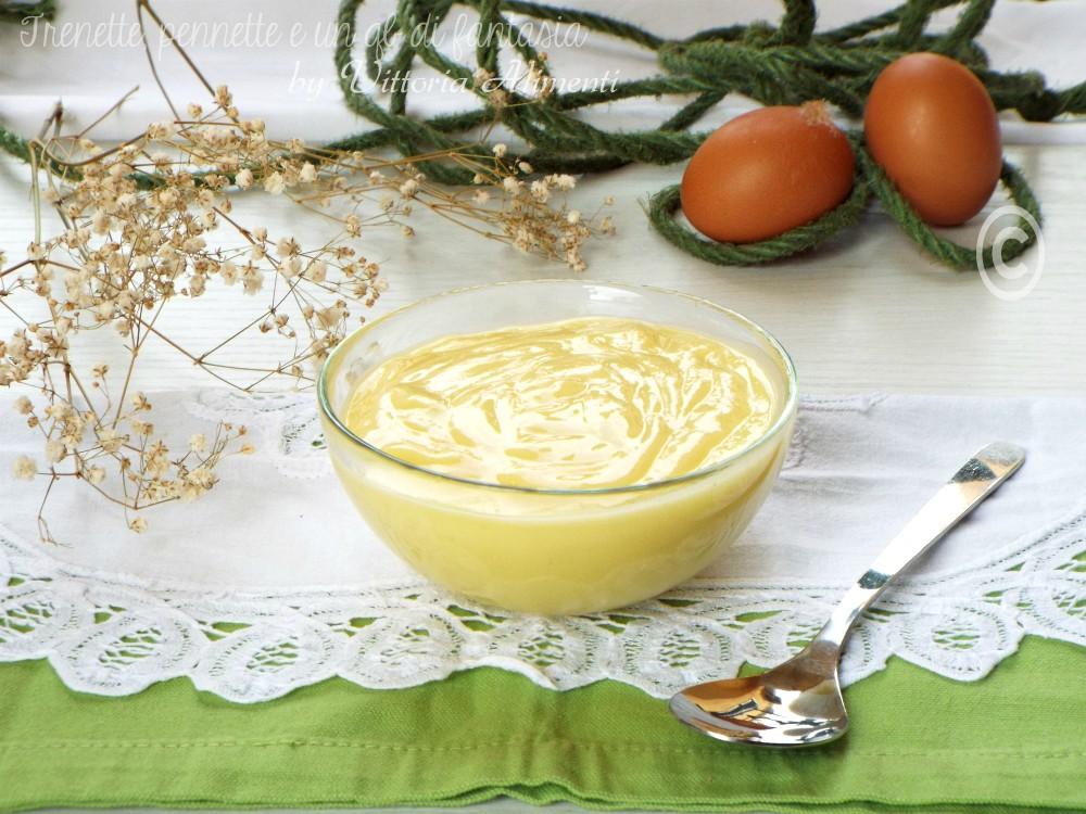 Crema yogurt