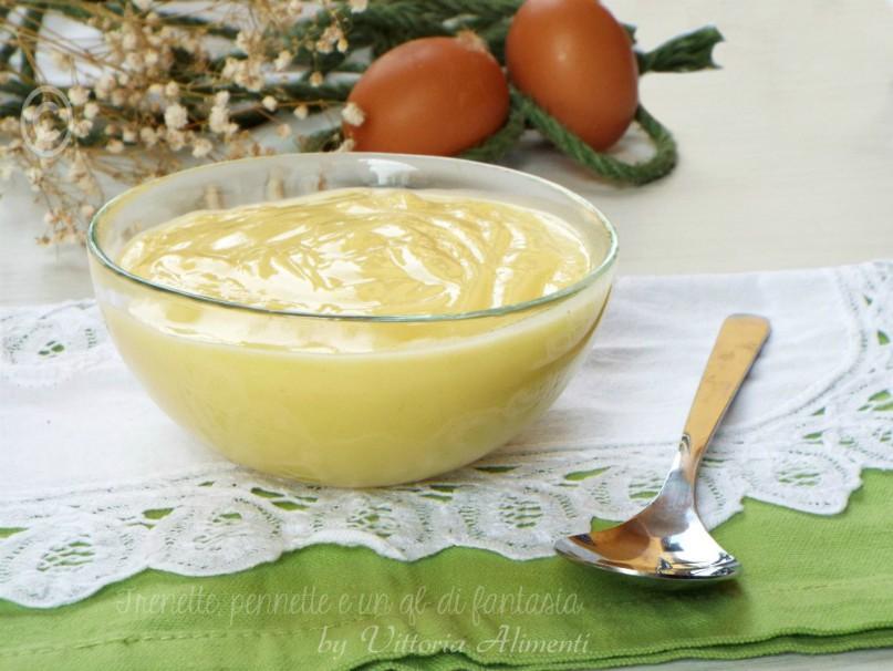 Crema allo yogurt