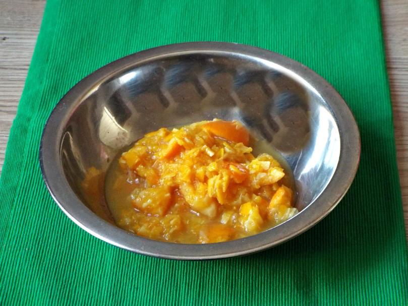 confettura veloce arancia per dolci