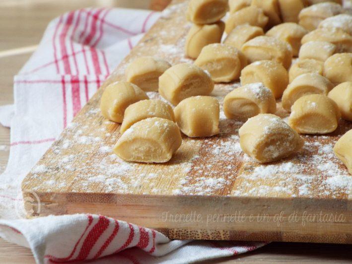 Gnocchi di pasta