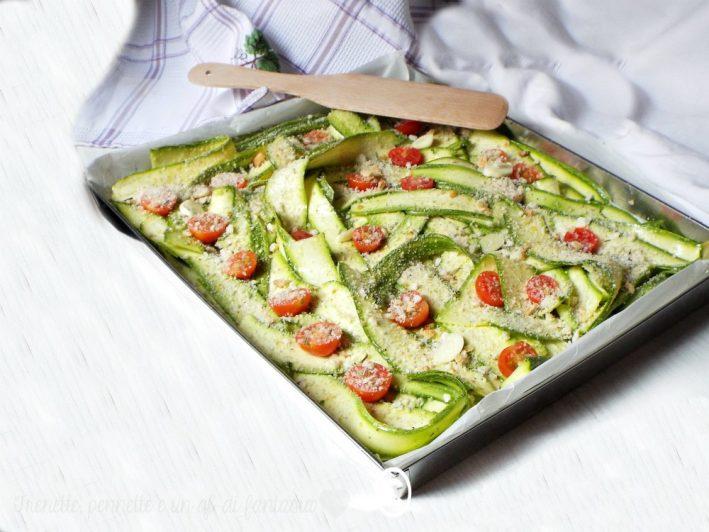Come preparare le zucchine