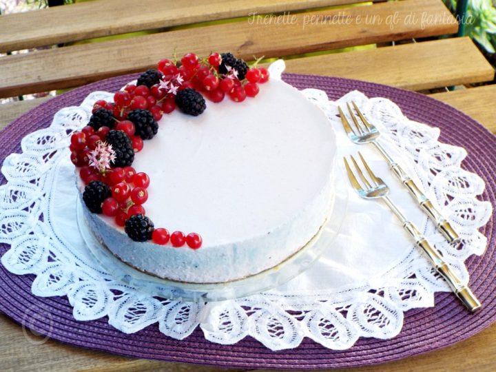Cheesecake allo