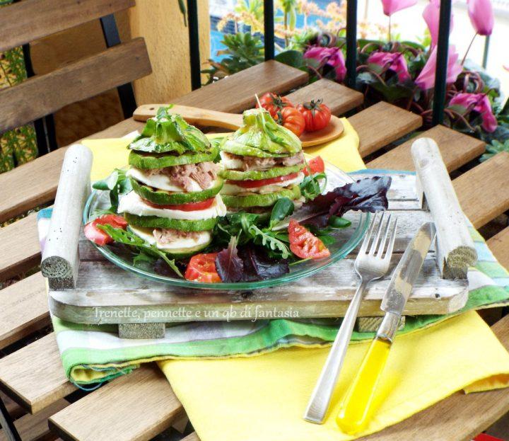 Torrette di Zucchine
