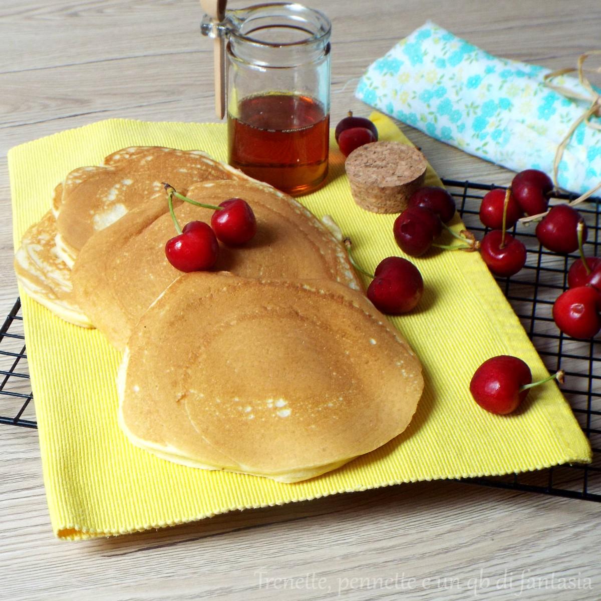 Pancake fritelle dolci