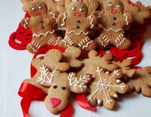 Ricetta Biscotti di Natale alla cannella