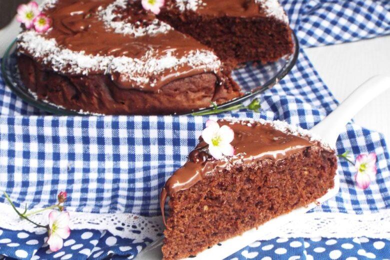 Torta golosa con solo 3 ingredienti