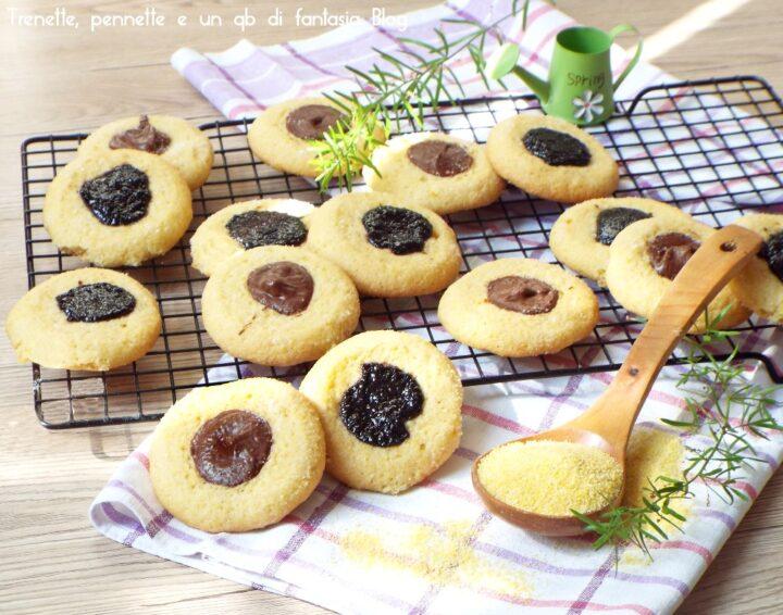 Biscotti con farina