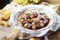 Crostata Settembrina con frolla al cucchiaio al sapore di sciroppo d'acero