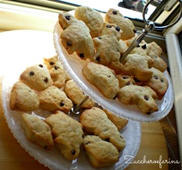 Biscotti leggerissimi senza uova e senza burro – ricetta vegana