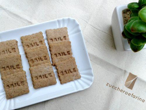 Biscotti con Nesquik