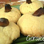 Goraiebe - Ricetta dolce egiziana